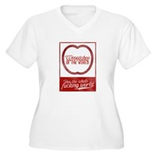 Wenatchee the apple capital T-Shirt