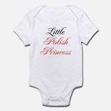 Little Polish Princess Infant Bodysuit