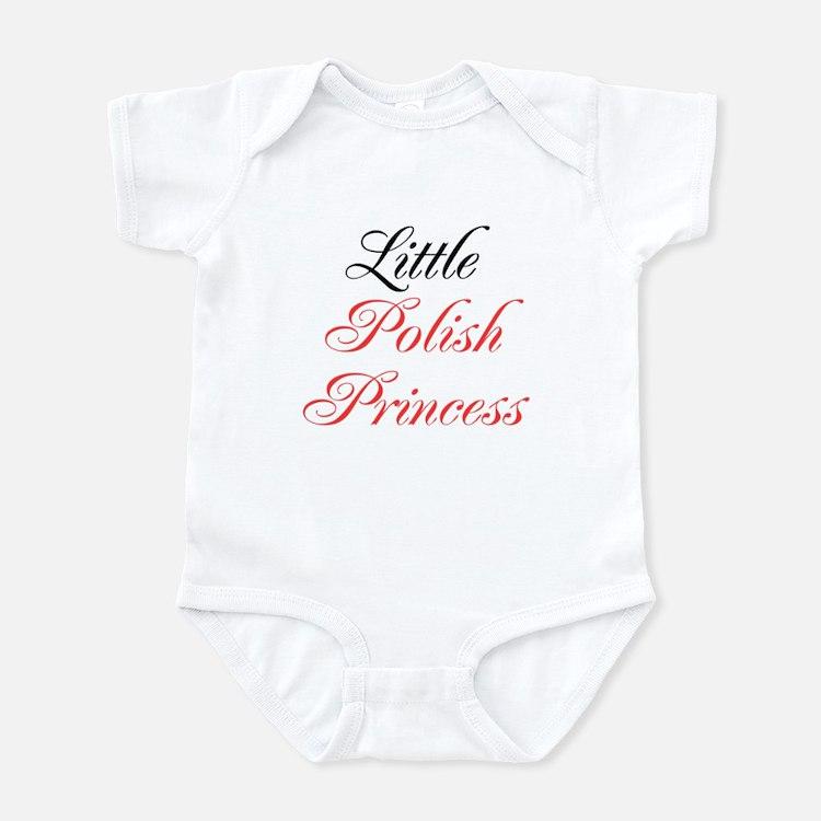 Little Polish Princess Infant Bodysuit