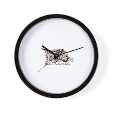 MarlinOwners.Com Wall Clock
