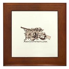 MarlinOwners.Com Framed Tile
