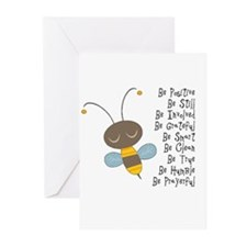 hinkleys be's Greeting Cards (Pk of 10)
