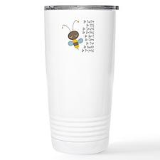 hinkleys be's Travel Mug