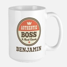 Personalized Boss Gift Mugs