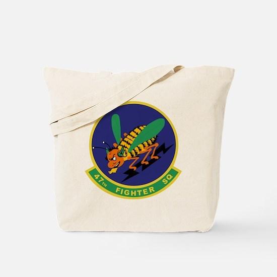 47th Fighter Squadron Tote Bag