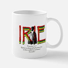 Cute Irie rasta rastafari rastafarian reggae Mug