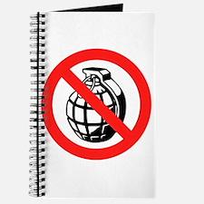 No Grenades Journal