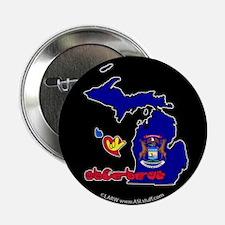 "ILY Michigan 2.25"" Button (10 pack)"