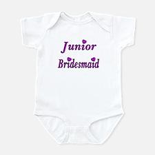 Junior Bridesmaid Simply Love Infant Bodysuit