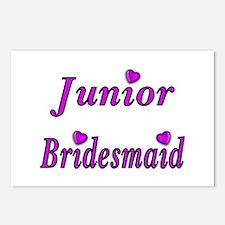 Junior Bridesmaid Simply Love Postcards (Package o