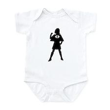 Spectrum Superheroes V1b Infant Bodysuit