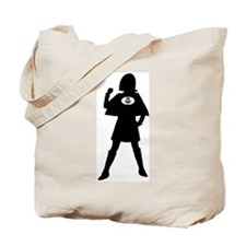 Spectrum Superheroes V1b Tote Bag