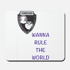 Rule The World Mousepad