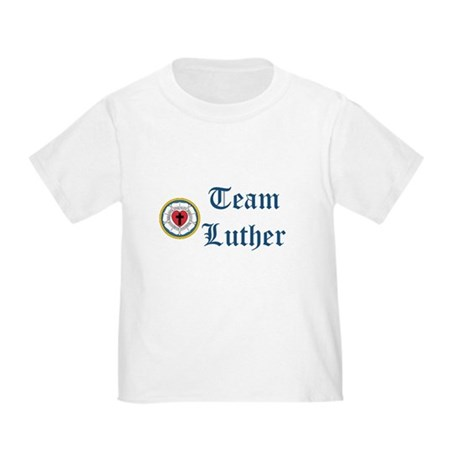 Team Luther Toddler T-Shirt