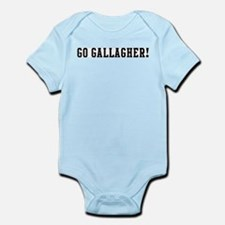 Go Gallagher Infant Creeper