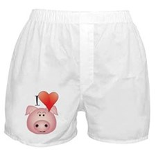 Funny Oink Boxer Shorts