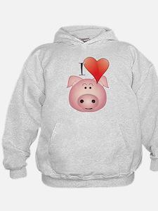 Cool Pig Hoodie