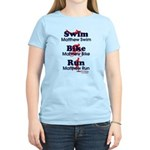 Triathlon Matthew Women's Light T-Shirt
