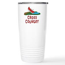 Cross Country Run Travel Mug