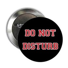 "Do Not Disturb 2.25"" Button"