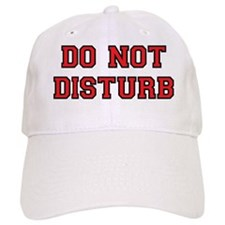 Do Not Disturb Cap