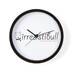 Irresistible Wall Clock