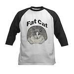 Fat Cat Kids Baseball Jersey