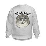 Fat Cat Kids Sweatshirt