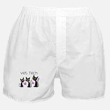 Vet Technician Boxer Shorts
