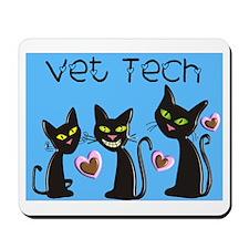 Vet Technician Mousepad