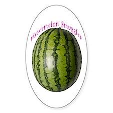 watermelonsmuggler2 Decal