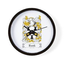 Rook Wall Clock