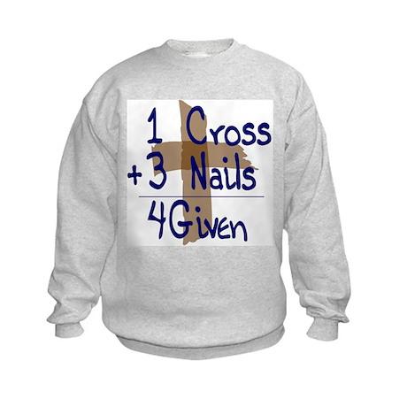 4Given Kids Sweatshirt