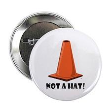 """NOT A HAT Fun Stuff 2.25"""" Button (10 pack)"""