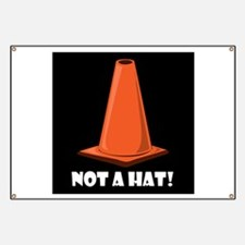 NOT A HAT Fun Stuff Banner