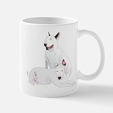 Bull Terrier Soli & Ozzy Mug