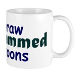 I Draw Mohammed Cartoons Mug
