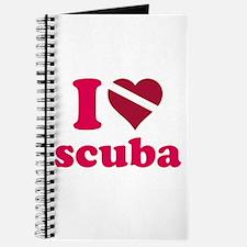 I heart scuba Journal