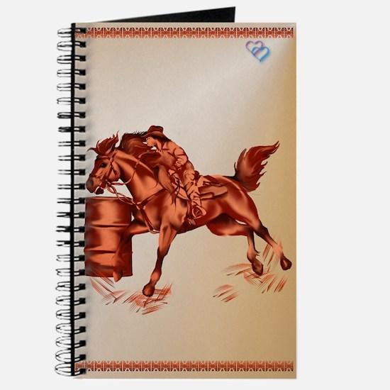 Barrel Racing Journal
