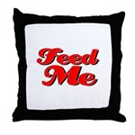 Supplement your Diet with this Throw Pillow