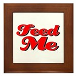 Supplement your Diet with this Framed Tile