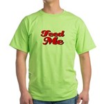 Supplement your Diet with this Green T-Shirt