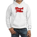 Supplement your Diet with this Hooded Sweatshirt