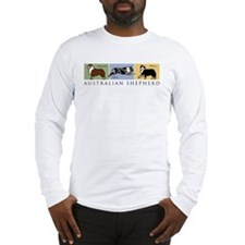 The Versatile Aussie Long Sleeve T-Shirt