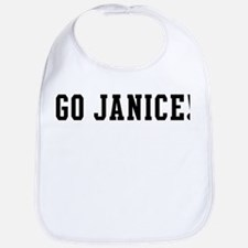 Go Janice Bib