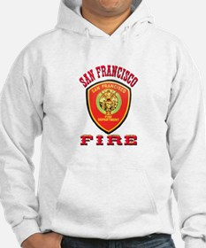 San Francisco Fire Department Hoodie