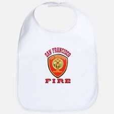 San Francisco Fire Department Bib