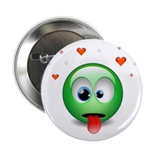 Love Sick Button