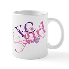 Cross Country Girl Small Mug