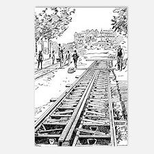 Gil Warzecha Postcards (Package of 8)